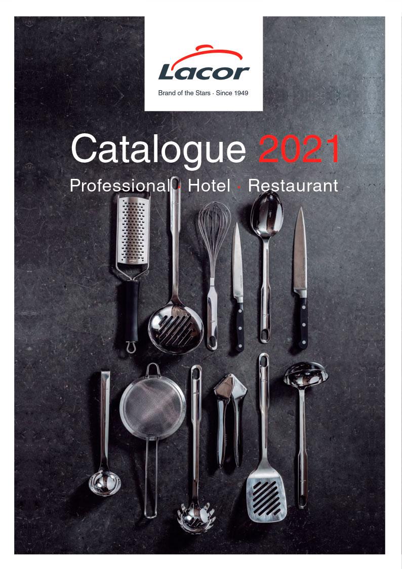 Catálogo profesional Lacor 2021